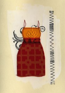 dress card 11