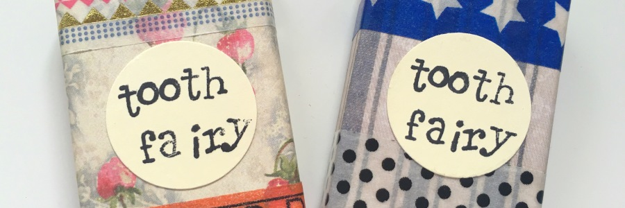 Making Tooth Fairy Matchboxes