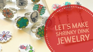 Shrinky Dink Jewelry