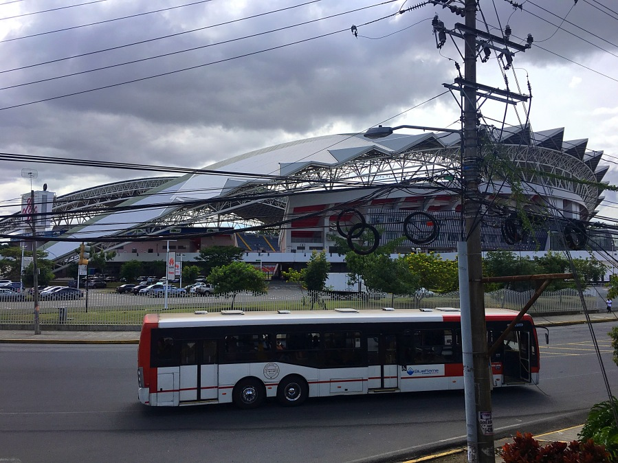 National Stadium, San Jose, Costa Rica