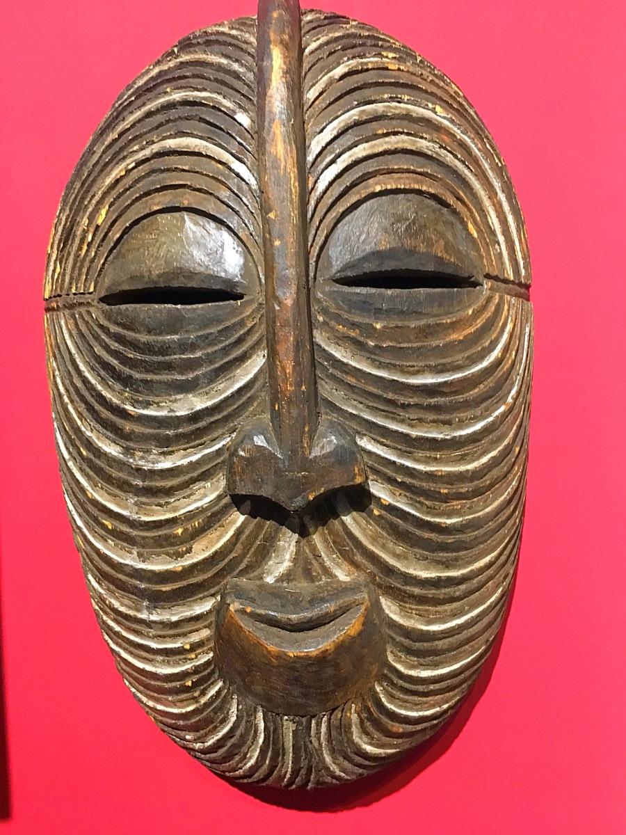 Mask, Costa Rica