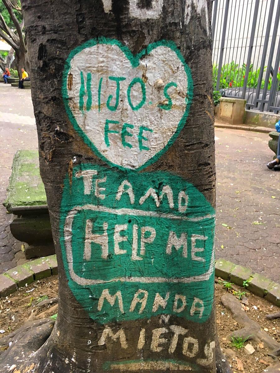 Street Art, Costa Rica