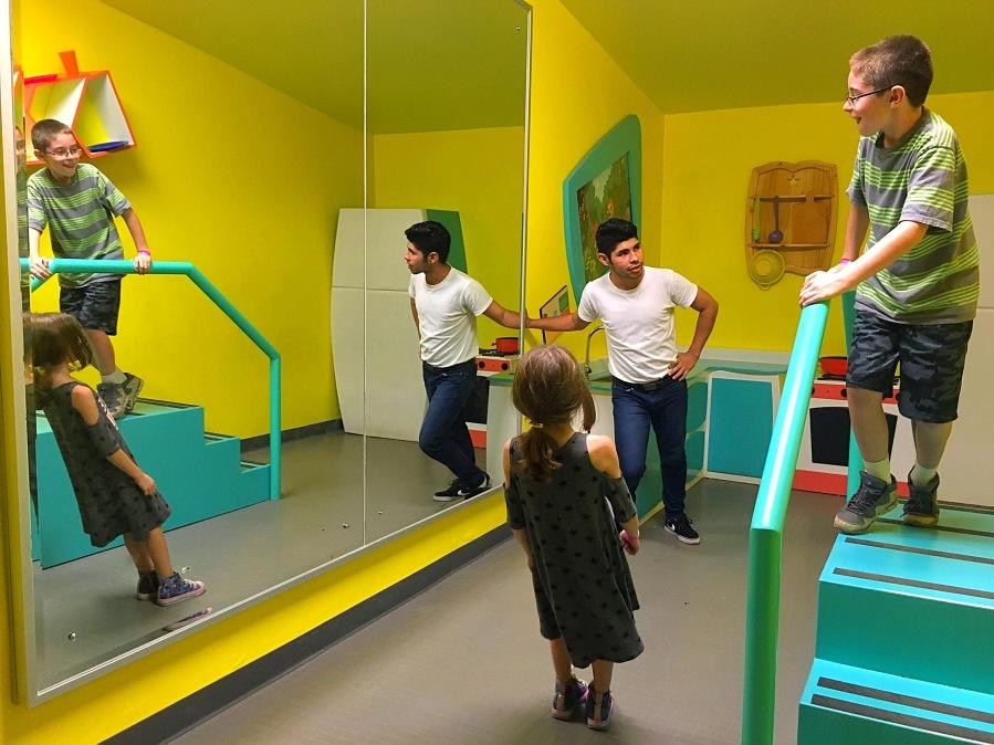 Museo de los niños, San Jose, Costa Rica
