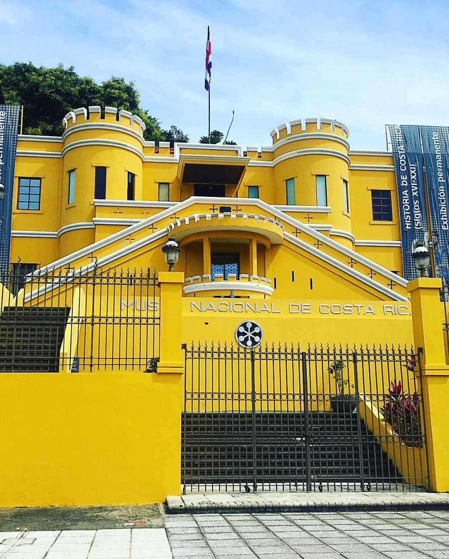 National Museum, Costa Rica