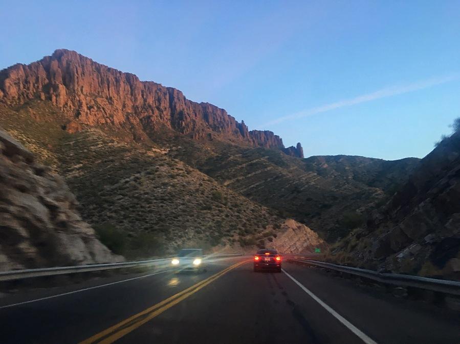 HWY 60, AZ