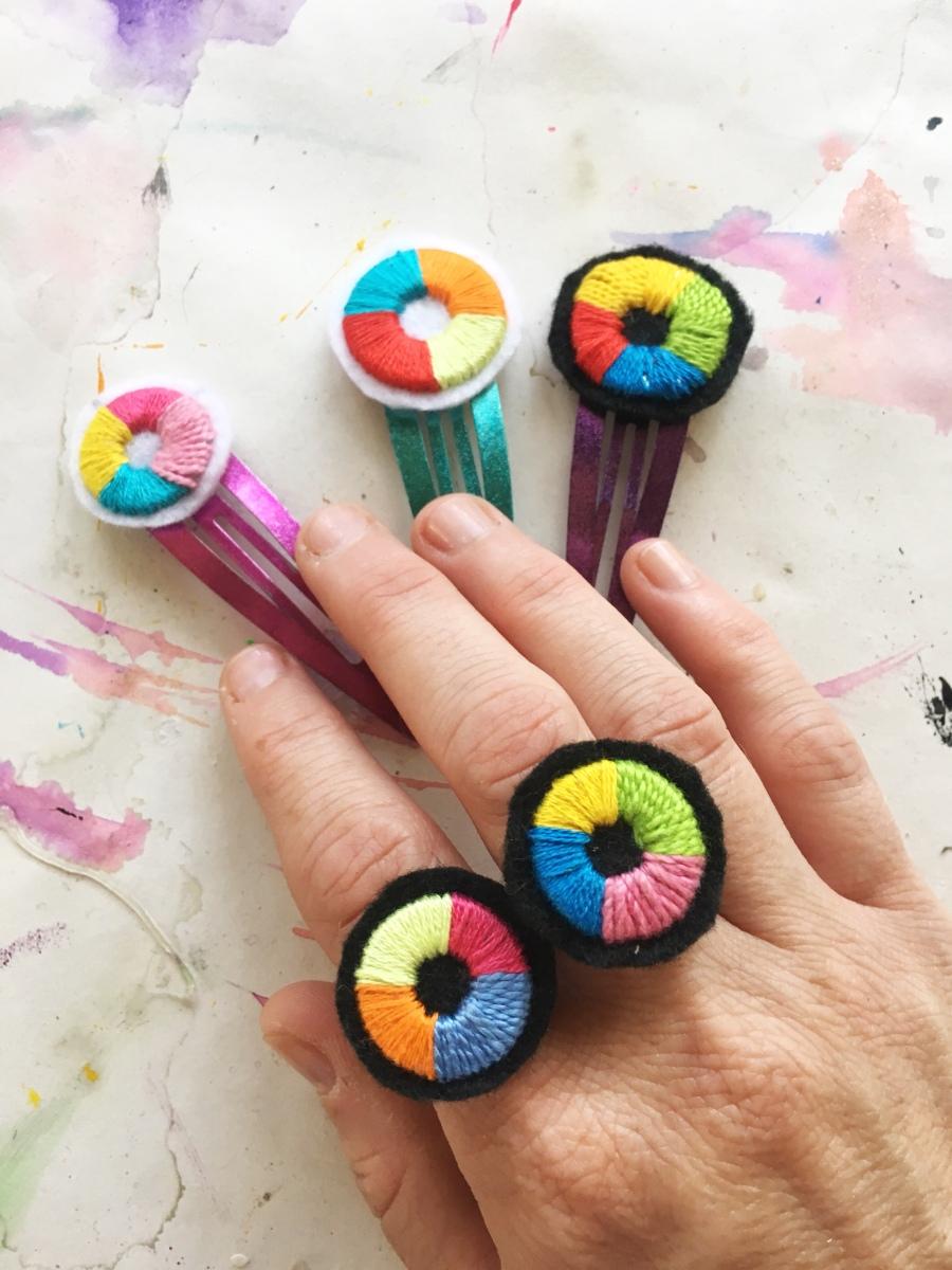 Colorwheel crafts