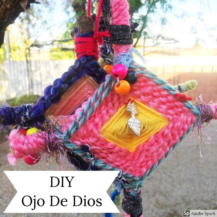 DIY Ojo De Dios
