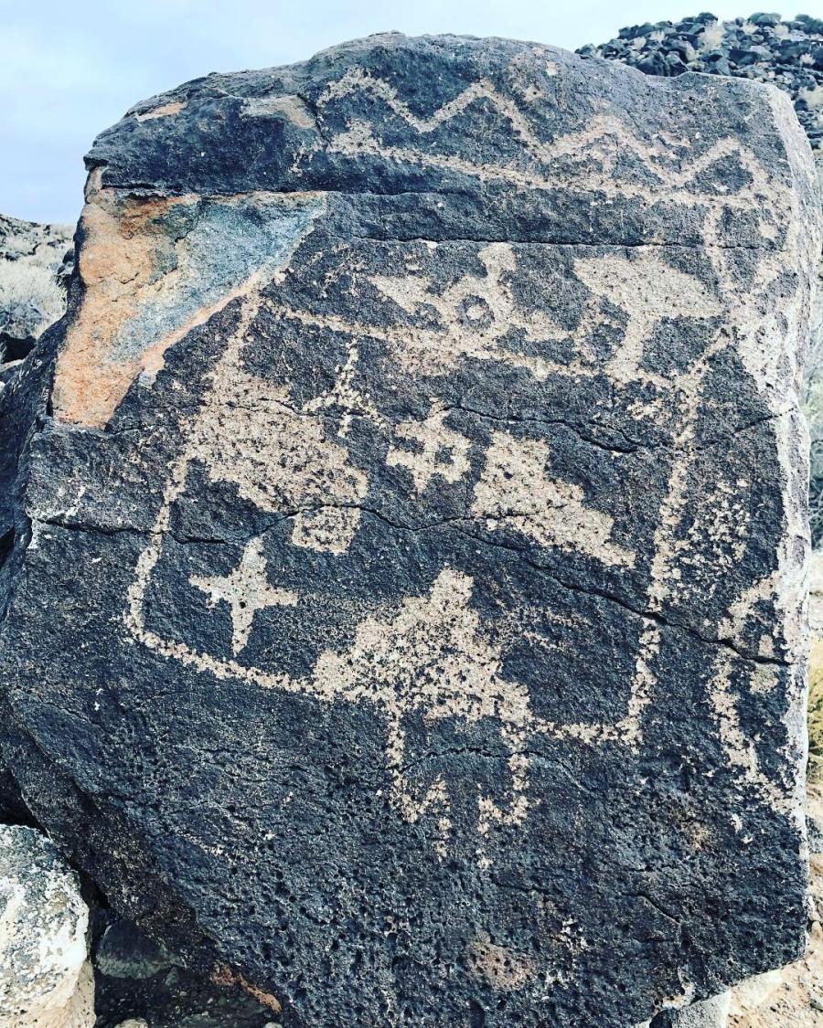 Petroglyph National Monument, NM