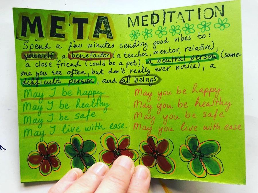 Meditation notes